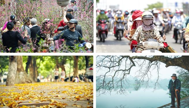 What is the best time to visit Hanoi, Vietnam - Hanoi four seasons